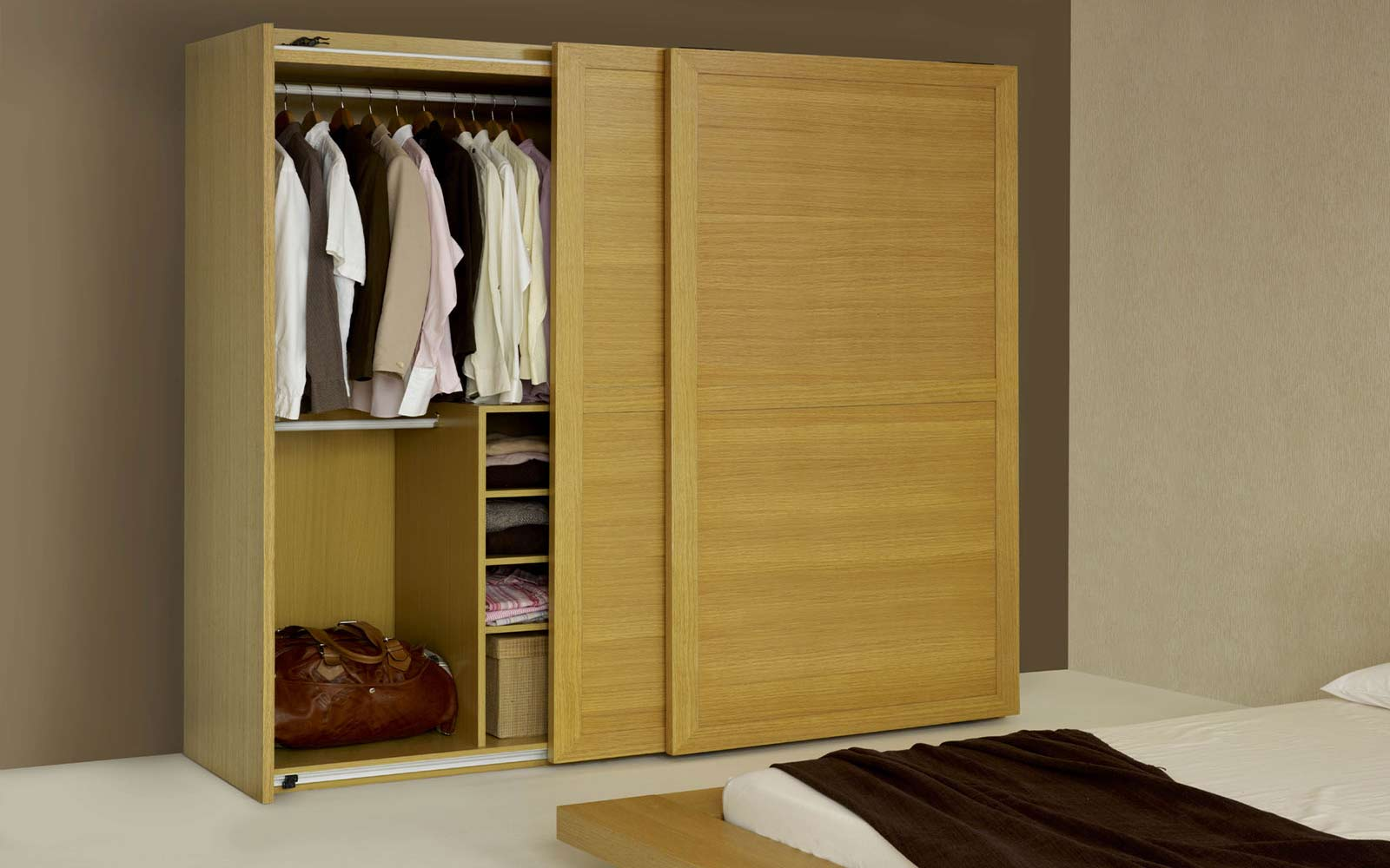 Modular Wardrobe wardrobe fittings and accessories dealers in delhi - india